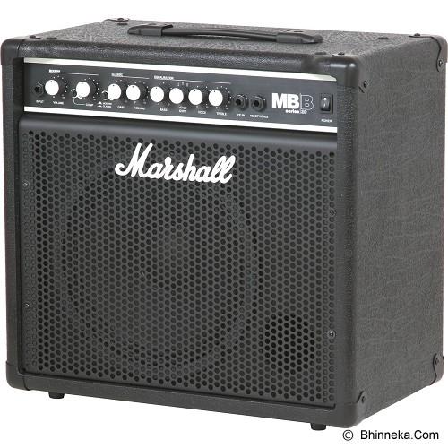 MARSHALL Bass Amplifier [MB30] - Bass Amplifier